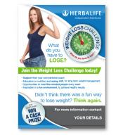 My diet and weght loss weight loss challenge flyer for Weight loss challenge flyer template